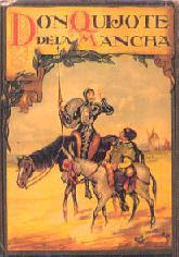 """Libro de """"El Quijote"""""""